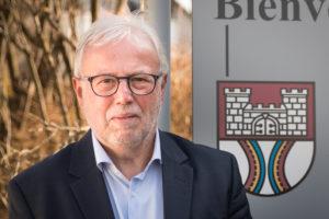 Fritz Geib - Ortsbürgermeister